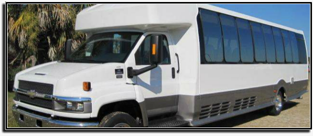 New York charter Bus Rental