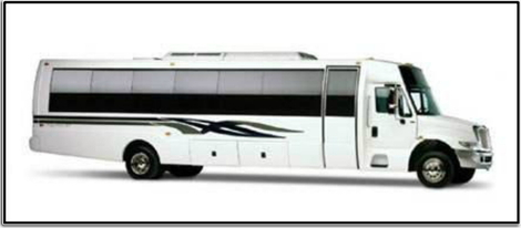 Shuttle bus rental long island