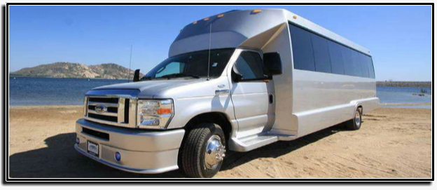 long island charter bus rental