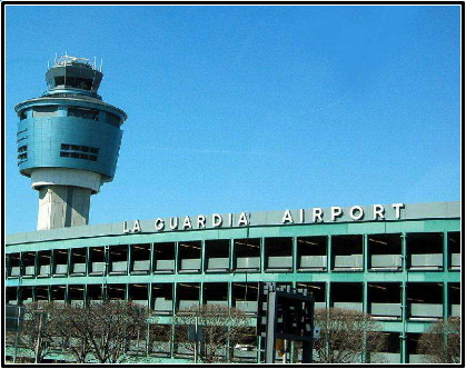 laguardia airport transportation