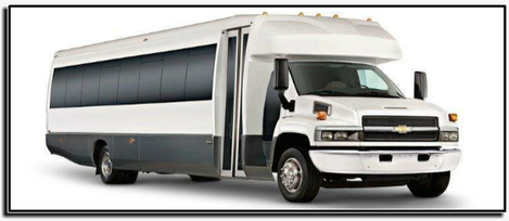 Long Island shuttle van