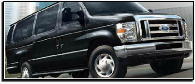 New York airport Van Rental